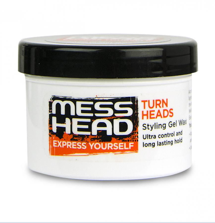 Mpm Consumer Products Mess Head Hair Styling Gt Mess Head